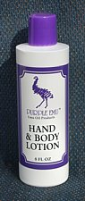 Hand And Body Lotion Fragrance Free 8 oz. Bottle