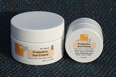 Protective All Natural Sun Creme .5 oz. Jar