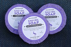 Emu Oil All Natural Handmade Bar Soap