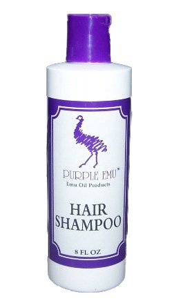 Hair Shampoo 8 oz. Bottle